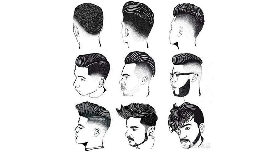 Mencukur Rambut Sebagian