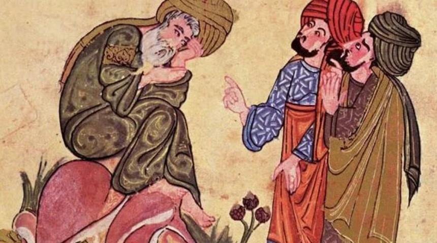 Kesabaran Abu Hurairah Hidup Miskin