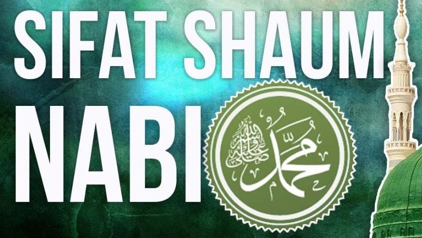 Menyingkap Sunnah Nabi saw dalam Shaum