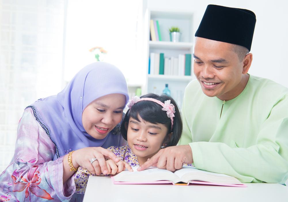 Belajar di Rumah dalam Sunnah