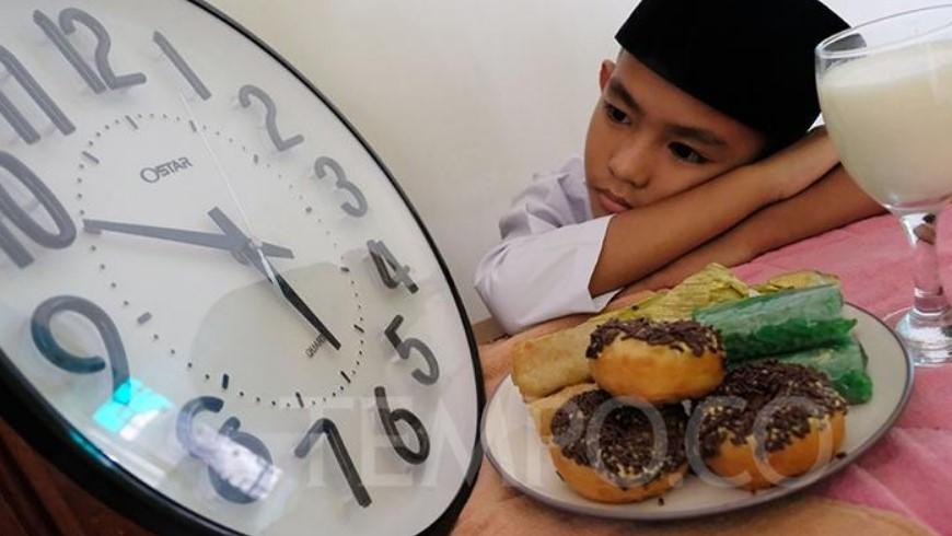 Mendidik Anak Shaum 'Asyura