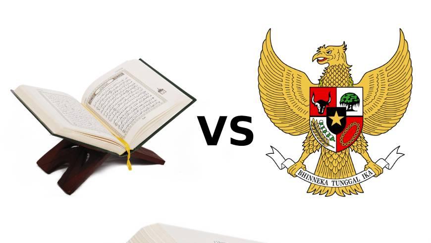 Pancasila vs Islam; Mengapa?
